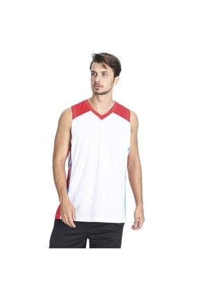Bronco Erkek Beyaz Basketbol Forma 201422-bkx resmi