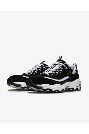 Skechers D'Lıtes 52675 Bkw Erkek Siyah Sneakers 2