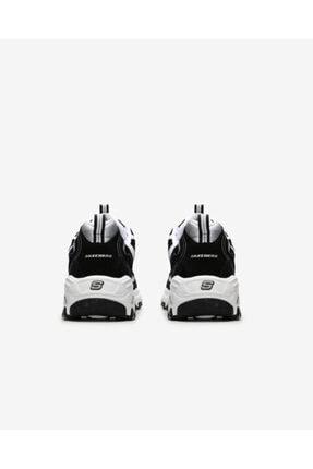 Skechers D'Lıtes 52675 Bkw Erkek Siyah Sneakers 3