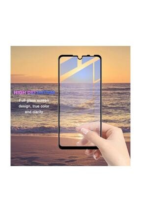 Sunix Xiaomi Redmi Note 8 Siyah 6d Kavisli Temperli Cam Ekran Koruyucu Film - Siyah 2
