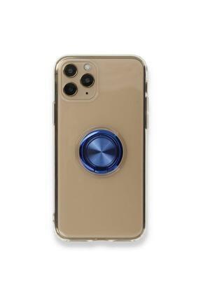 MMC Apple Iphone 11 Pro Manyetik Yüzüklü Silikon Kılıf 0