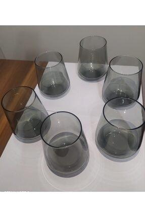 Paşabahçe Allegra Lüks Meşrubat Bardağı 6'lı 0