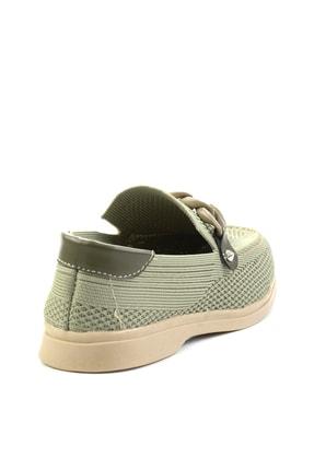 Bambi Yeşil Kadın Casual Ayakkabı K01846010082 3