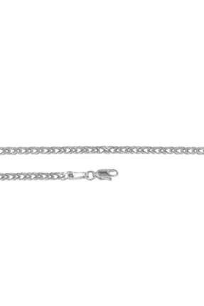 Ventino Silver Rambo 925 Ayar Gümüş Erkek Zincir Kolye Vek-3015 2