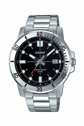 Casio Erkek Beyaz Kol Saati Mtp-vd01d-1evudf 0