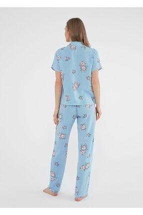 Suwen Etamine Maskulen Pijama Takımı 2
