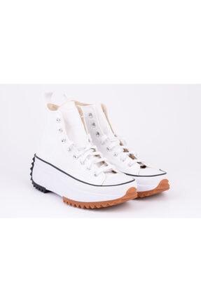 Converse Erkek Beyaz Kalın Tabanlı Sneakers 2