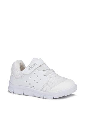 Vicco Mario Unisex Çocuk Beyaz Spor Ayakkabı 0