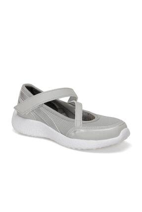Kinetix Laney Mesh Gri Kız Çocuk Yürüyüş Ayakkabısı 0