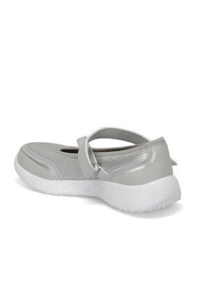 Kinetix Laney Mesh Gri Kız Çocuk Yürüyüş Ayakkabısı 2