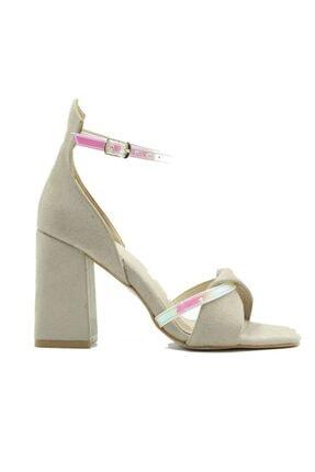 Tuğrul Ayakkabı 230 Lonar Kadın Topuklu Ayakkabı 0
