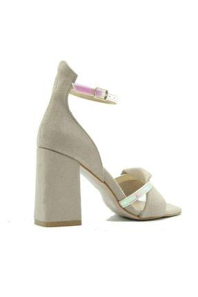 Tuğrul Ayakkabı 230 Lonar Kadın Topuklu Ayakkabı 2