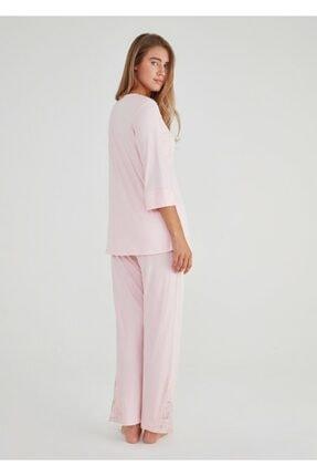 Suwen Lena Hamile Lohusa Pijama Takımı 3