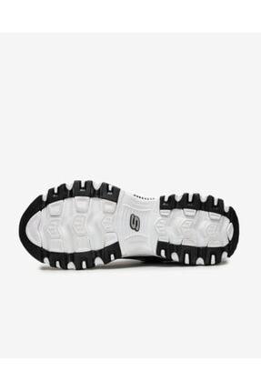 Skechers D'Lıtes 52675 Bkw Erkek Siyah Sneakers 4
