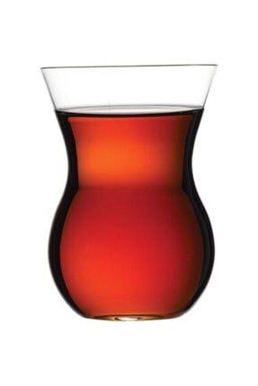Paşabahçe Kristal Çay Bardağı F&d 6'lı 95cc Beykoz 64041 1