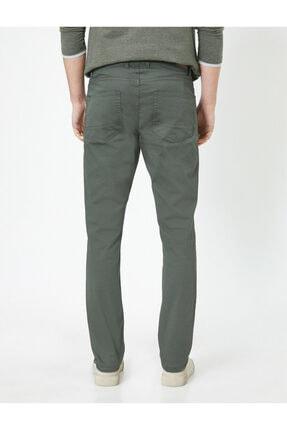 Koton Cep Detayli Slim Fit Pantolon 3
