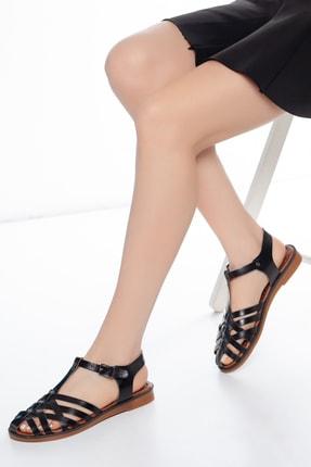 Diego Carlotti Hakiki Deri Kadın Sandalet 0
