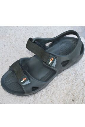 Milano Brava Ortopedik Erkek Sandalet Haki 1