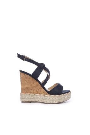 Kemal Tanca Kadın Vegan Sandalet Sandalet 575 Y1632 Bn Sndlt 0