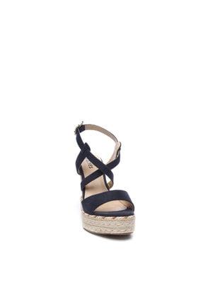 Kemal Tanca Kadın Vegan Sandalet Sandalet 575 Y1632 Bn Sndlt 1