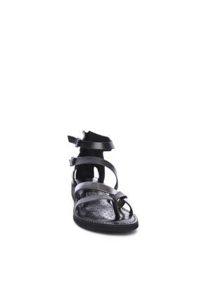Kemal Tanca Kadın Derı Sandalet Sandalet 649 131 Bn Snd 1