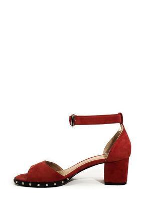 Nursace Hakiki Deri Sandalet Nsc17y-a51028 3