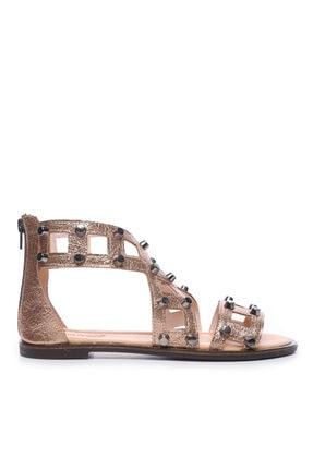 Kemal Tanca Kadın Derı Sandalet Sandalet 169 51170 Bn Sndlt 0