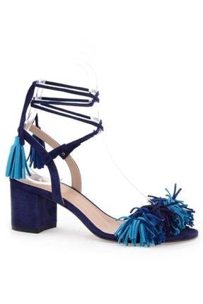 Nursace Hakiki Deri Klasik Topuklu Ayakkabı Nsc17y-a51015 1