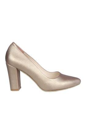 PUNTO 462003 Bronz Kadın Stiletto 0