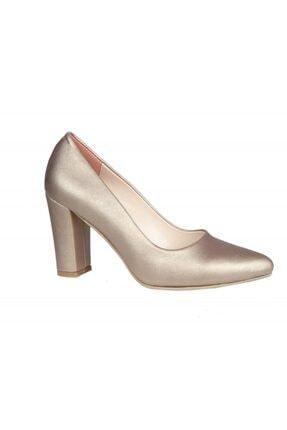PUNTO 462003 Bronz Kadın Stiletto 1