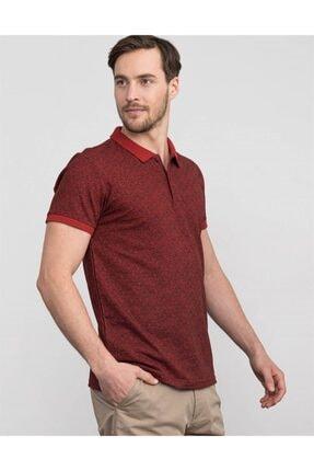 Tudors Polo Yaka Desenli Erkek T-shirt 1