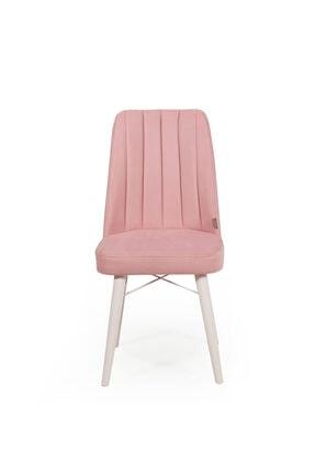 messline Salon Mutfak Ve Çok Kullanım Alanlı Sandalye 2