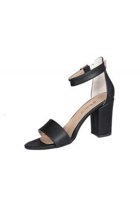 PUNTO 460062 Siyah Kadın Stiletto 3