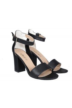 PUNTO 460062 Siyah Kadın Stiletto 4