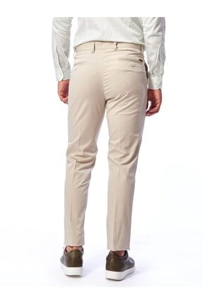 Dufy Taş Büyük Beden Düz Erkek Pantolon - Battal 3