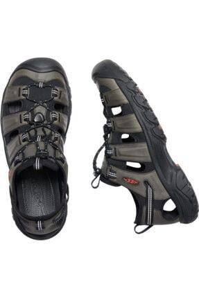 Keen Erkek Siyah Sandalet 3