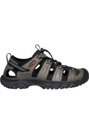 Keen Erkek Siyah Sandalet 4