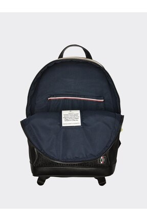 Tommy Hilfiger Coated Canvas Backpack 1