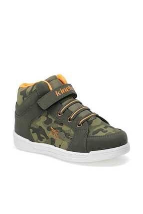 Kinetix LENKO HI C 9PR Haki Erkek Çocuk Sneaker Ayakkabı 100425849 0
