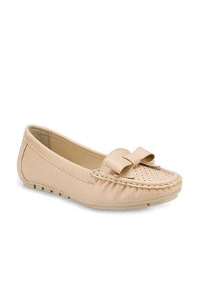 161114.Z Bej Kadın Ayakkabı 100509379 resmi