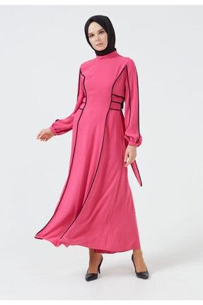 Biye Detaylı Elbise 211.ELB.ST.0024