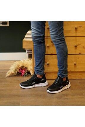 Radar Erkek Spor Ayakkabı-siyah 1