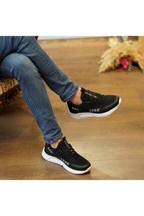 Radar Erkek Spor Ayakkabı-siyah 2