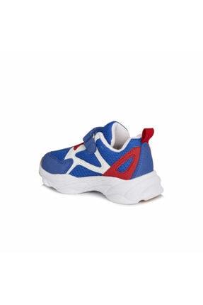 Vicco Erkek Bebek Saks Mavi Asimo Sneaker 2
