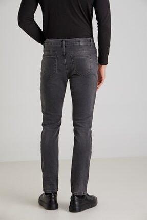Dufy Erkek Gri Pantolon 3