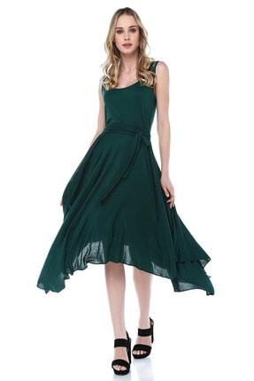 Quincey Asimetrik Elbise 0
