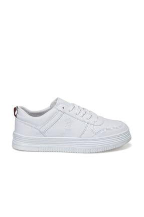 Polo SURI Beyaz Kadın Sneaker 100371036 1