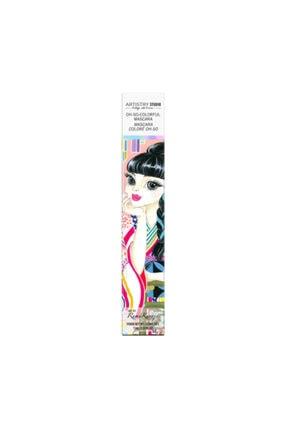 Amway Oh-so-colorful Maskara Artıstry Studıo Tokyo Edition (Kahverengi) 2