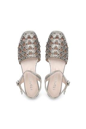 Kemal Tanca Kadın Derı Sandalet Sandalet 51 8630 Bn Ayk 3