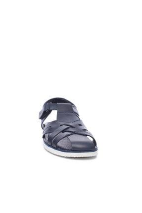 Kemal Tanca Erkek Derı Sandalet Sandalet 676 E4504 Erk Sndlt 1